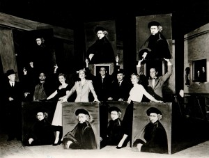 Forever Rembrandt cast, 1955