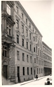 Zador's house at 3 Reinösselgasse